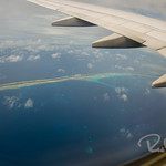 Leaving Majaro on the way to Kwajalien